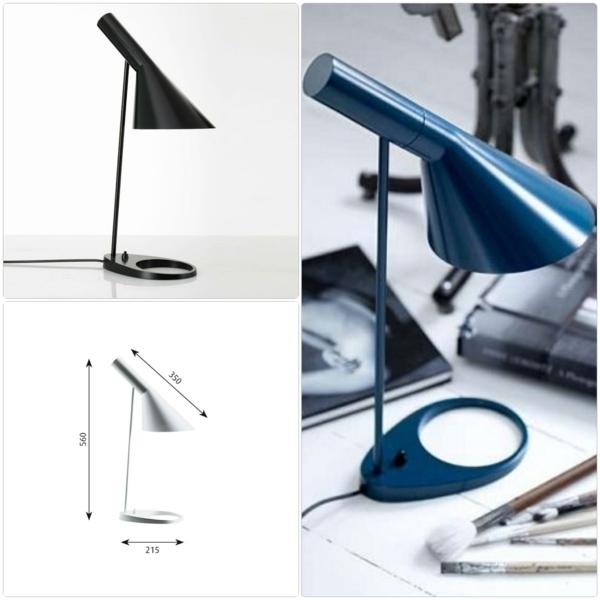 dänisches design möbel Arne Jacobsen aj lampen