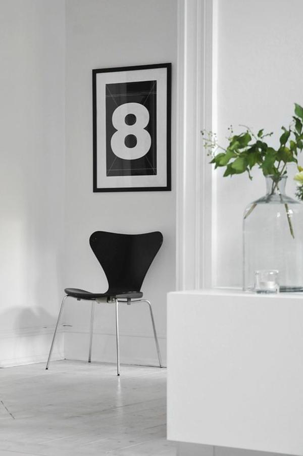 dänisches design möbel Arne Jacobsen stuhl series 7