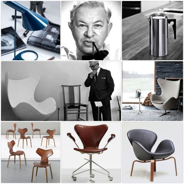 dänisches design möbel Arne Jacobsen