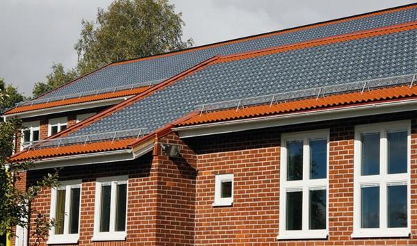 dachziegel glas energiesparend