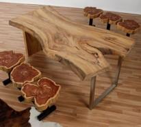 Echtholzmöbel – nachhaltig und praktisch schön