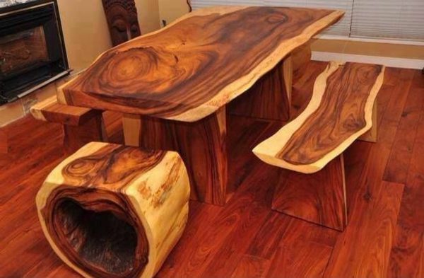 Bett Aus Holzbalken ist beste ideen für ihr haus ideen