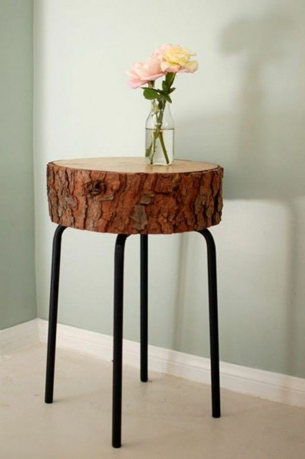 naturholzmöbel hocher baumstammscheibe