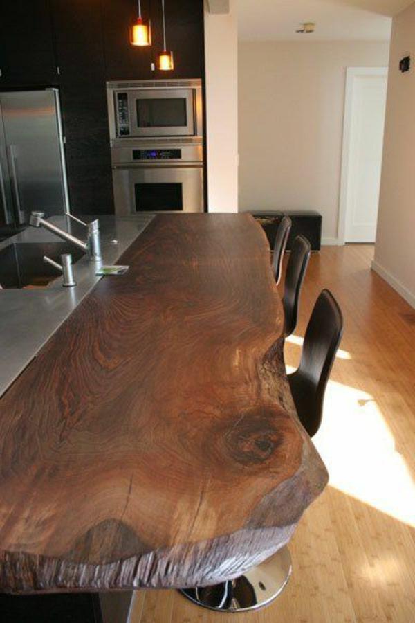 naturholzmöbel kücheninsel