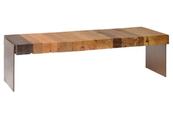 naturholzmöbel naturholz sitzbank