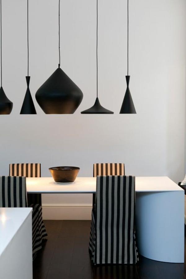 Esszimmerlampen tolle beispiele an h ngeleuchten und for Esszimmer lampen pendelleuchten