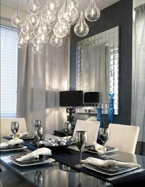 Esszimmerlampen tolle beispiele an h ngeleuchten und for Esszimmerleuchten design