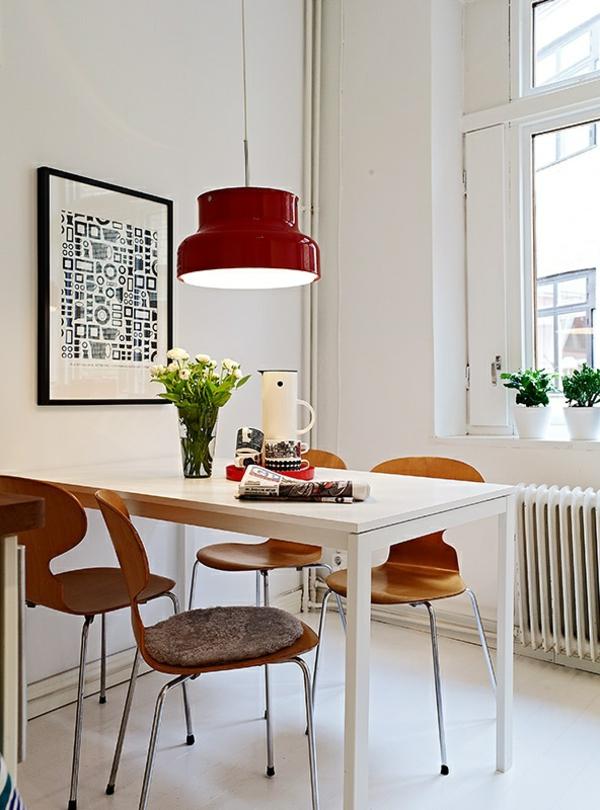 esszimmerlampen design modern traditionell oder ganz schlicht. Black Bedroom Furniture Sets. Home Design Ideas