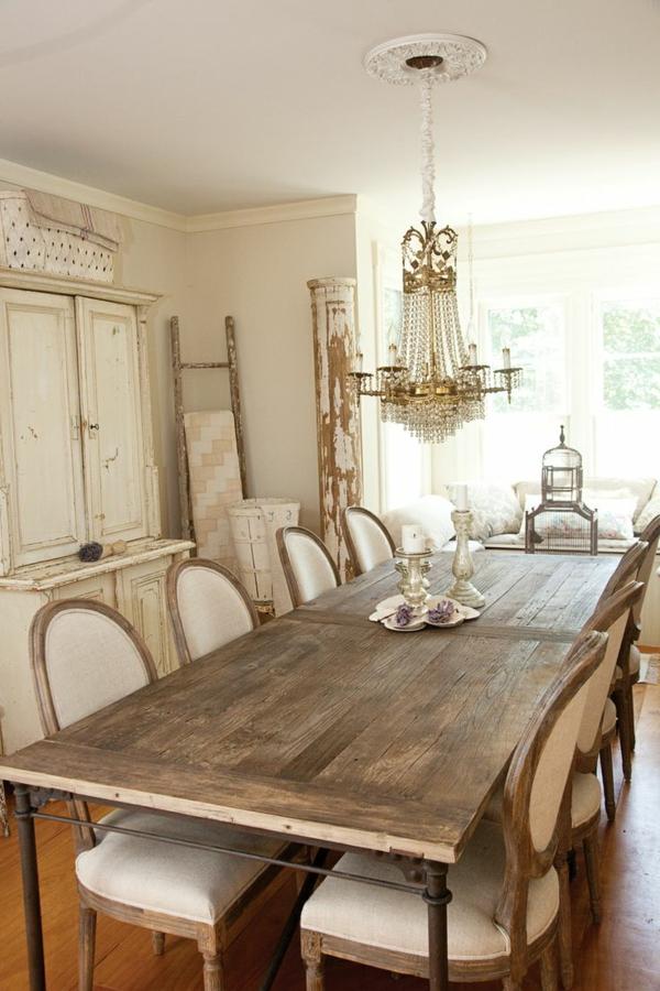 Esszimmertisch Mit Stühlen Rustikaler Esstisch Echtholz Holzmöbel