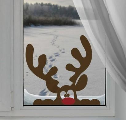 Ideen Weihnachten.Kreative Ideen Fur Eine Festliche Fensterdeko Zu Weihnachten