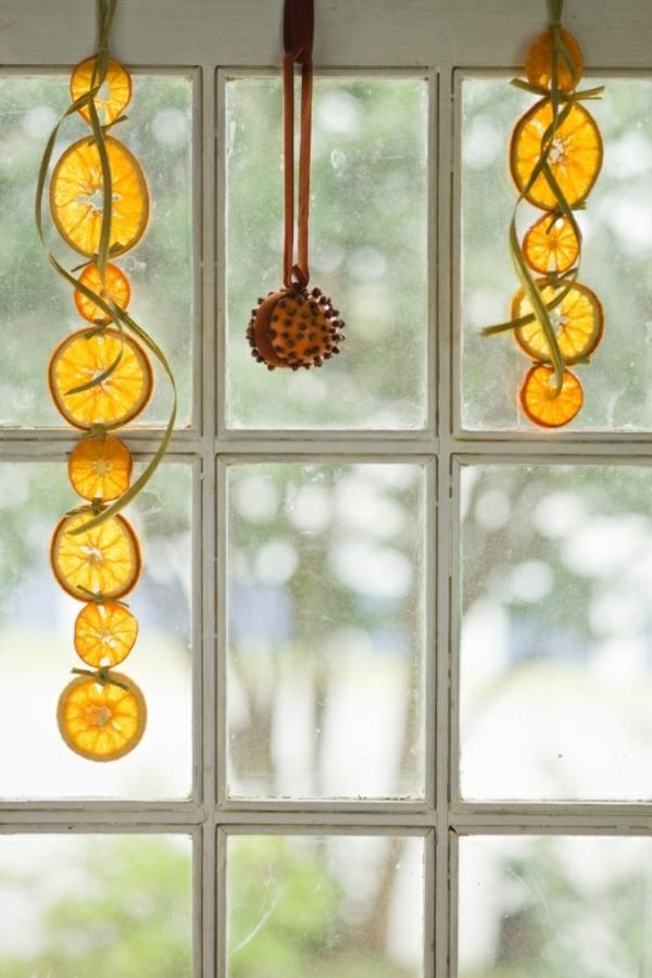 Fensterdeko f r weihnachten wundersch ne dezente und - Fensterdeko weihnachten grundschule ...