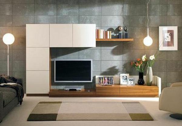 Wie integrieren wir die Fernsehschränke in unsere Ausstattung
