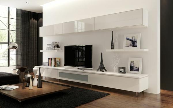 Fernsehschrank modern  Wie integrieren wir die Fernsehschränke in unsere Ausstattung