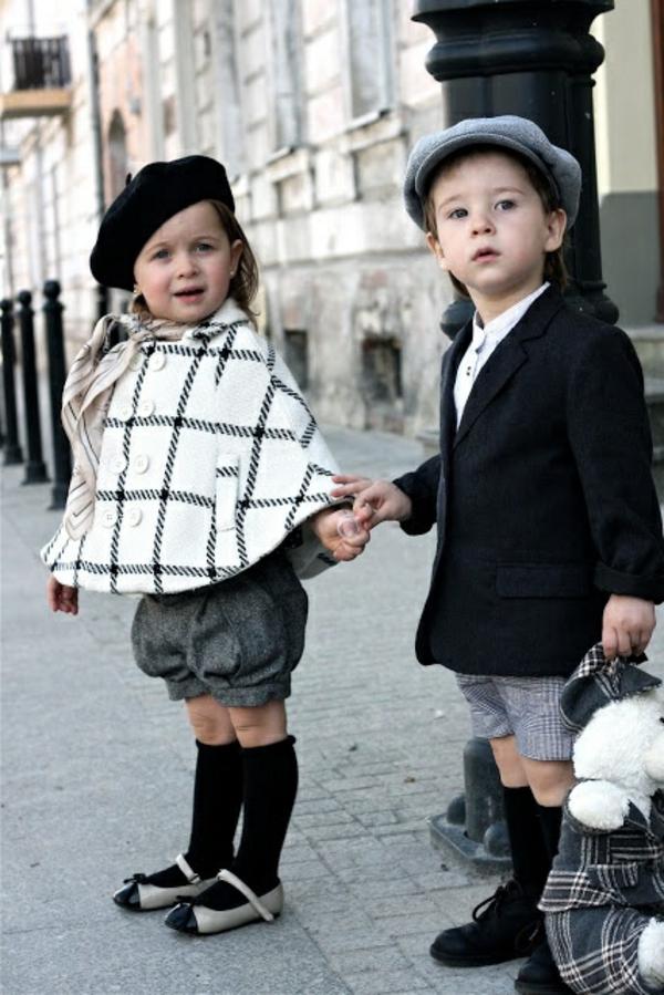 festliche kinder mode junge mädchen