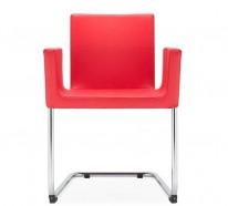 Freischwinger Stühle bieten hohen Sitzkomfort