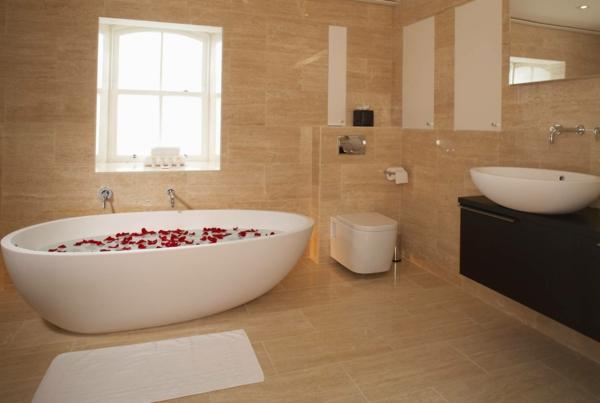 badezimmer naturstein fliesen ~ sammlung von bildern für home, Badezimmer