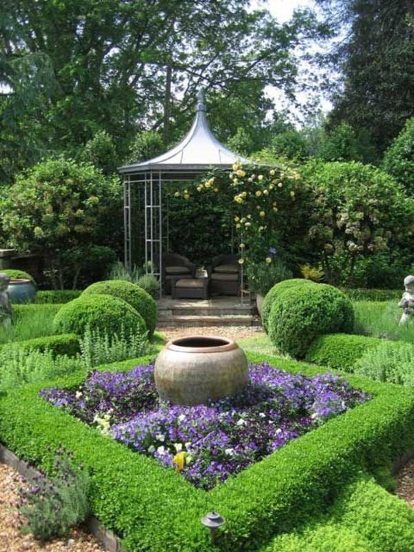 Der gartenpavillon luxus oder selbstverst ndlichkeit for Gartengestaltung pavillon ideen
