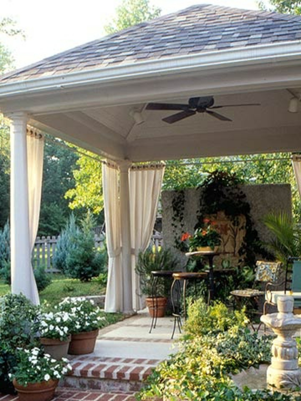 Gartenpavillon Holz Rechteckig ~ Gartenpavillon – Luxus oder eine Selbstverständlichkeit?