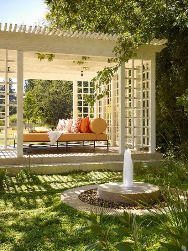 Gartenpavillon Holz Rechteckig ~ Gartenpavillon  Luxus oder eine Selbstverständlichkeit?