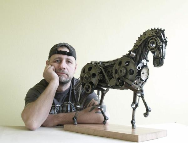 gebrauchte motorradteile designer pferd