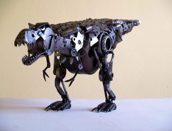 motorradteile dinosaurier