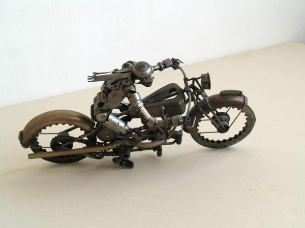 gebrauchte motorradteile fahrer motorrad