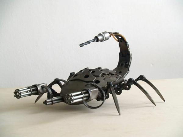 motorradteile skorpion