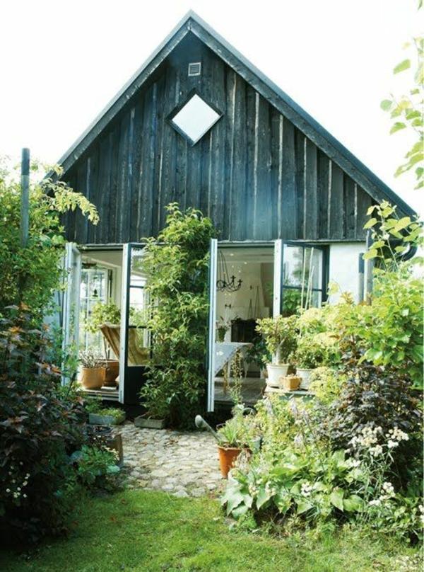 gemüse wintergarten gestalten gartenhaus pflanzen