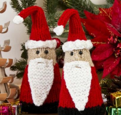 Bastelideen Fr Weihnachten Knnen Sie Stricken