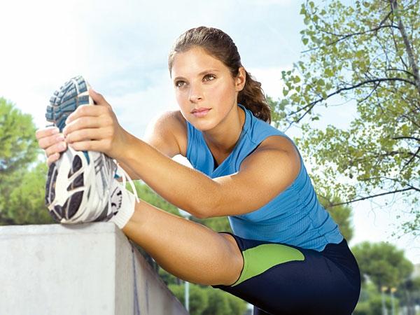 gesund bleiben langes leben sportaktivität dehnen
