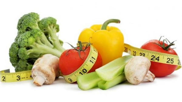 gesunder lebensstil gesund bleiben gemüse