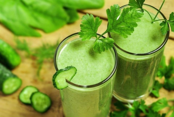 gesunder lebensstil gesund bleiben gurken