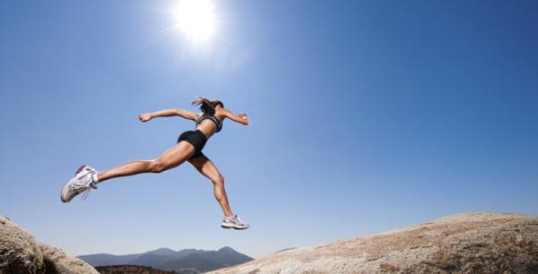 aktiv gesund leben körper aufwährmen