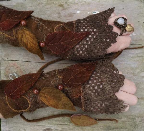 Handschuhe Stricken Originelle Und Ausgefallene Ideen