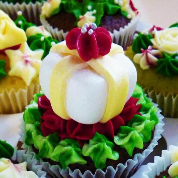 herzhafte cupcakes geschenk