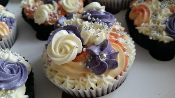 herzhafte cupcakes silberne perlen