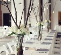 Hochzeitstischdeko – stillvolle Beispiele für Ihren großen Tag
