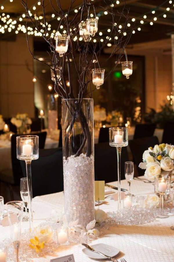 Hochzeitstischdeko Stillvolle Beispiele Fur Ihren Grossen Tag
