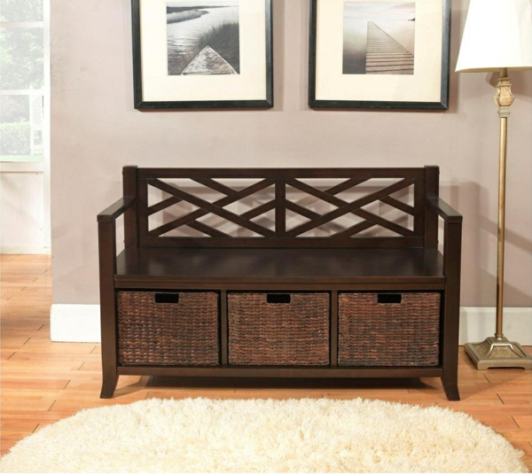 holzbank zahlreiche varianten und modelle f r jeden. Black Bedroom Furniture Sets. Home Design Ideas