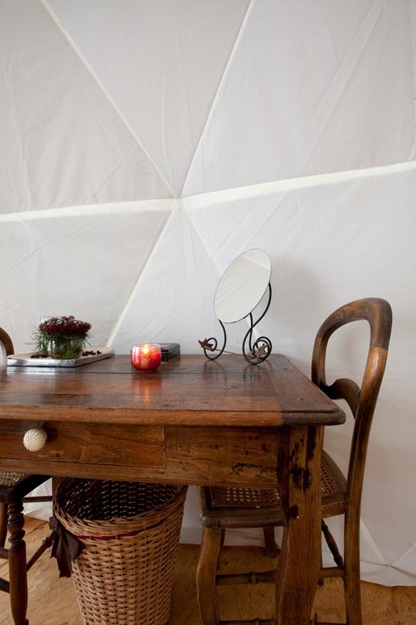 hotel iglu alpen antike möbel