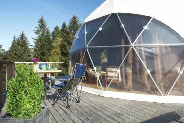 hotel whitepod resort luxushotel sommer