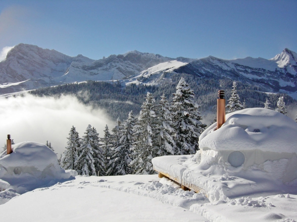 hotel alpen luxushotel iglus