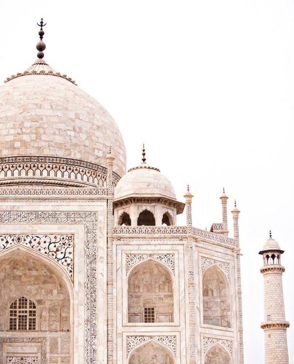 indienreise reisen nach indien taj mahal