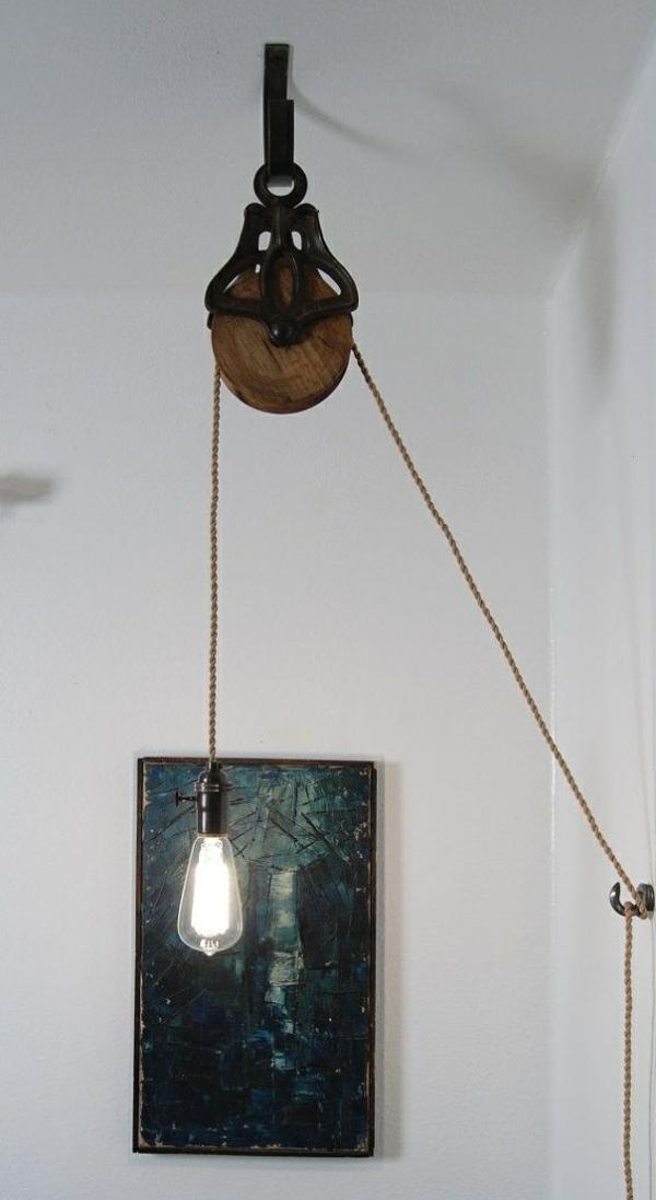 Industrial Chic Wohnzimmer ~ Home Design und Möbel Interieur ...
