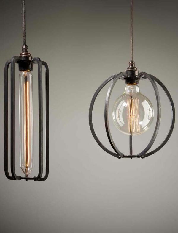 Industriallampen – welche Form gefällt Ihnen am besten?