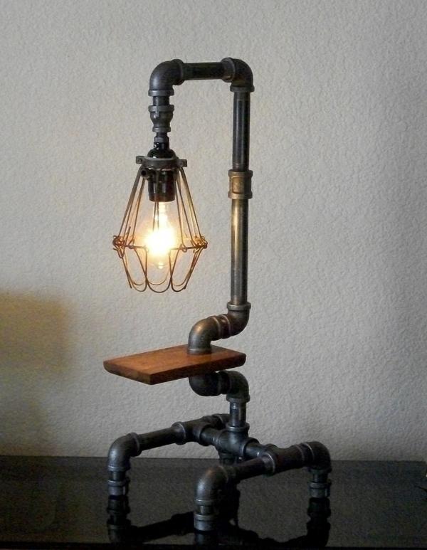 Hochwertig Industriallampen Industrial Chic Möbel Stehlampen Bodenlampe