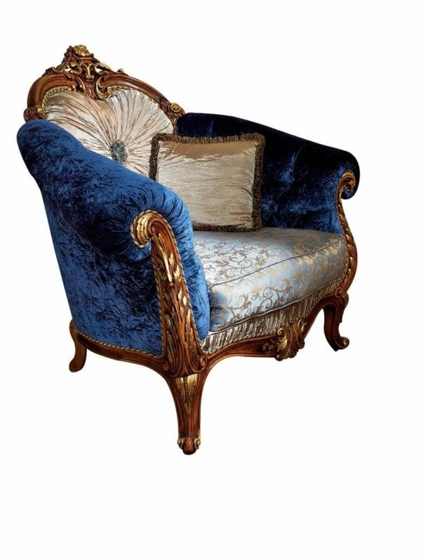 Sessel Italienische Möbel Zuhause Image Idee
