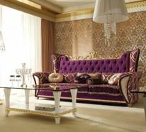 Italienische Stilmöbel - 50 moderne und klassische Polstermöbel
