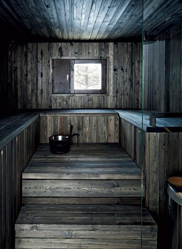 körper entgiften naturholz sauna