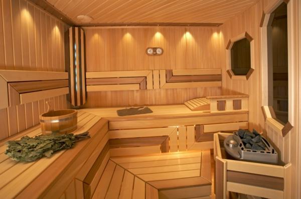 körper entgiften sauna rusische art